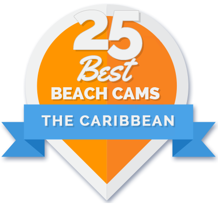 25 Best Beach Webcams in the Caribbean
