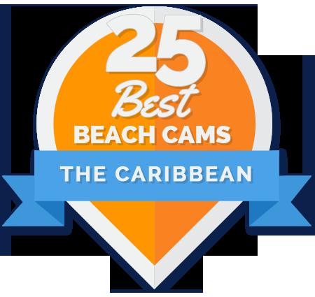 25 Best Beach Webcams in the Caribbean