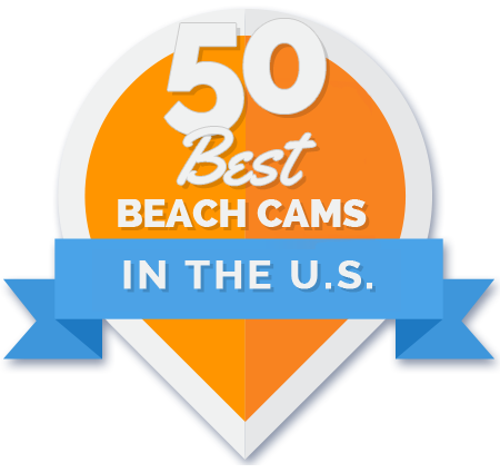 50 Best Beach Webcams in the U.S.