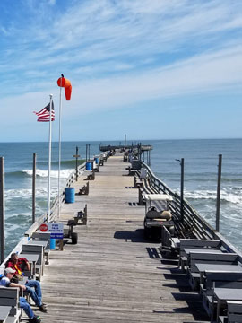 Avalon Pier Cam, Kill Devil Hills, Outer Banks NC
