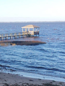 Bella Sound OBX Webcam Duck, Outer Banks NC
