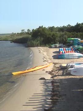 Coastal Kayak Live Webcam Fenwick Island, DE