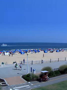 Virginia Beach Boardwalk 31st Webcam