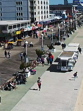 Jolly Roger's at the Pier Webcam, Ocean City, MD