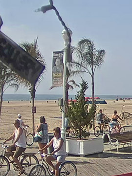 Ocean City Maryland Boardwalk Webcam