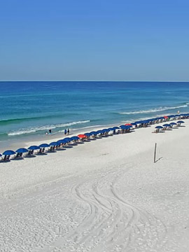 Ocean Reef Beach Cam Destin Florida