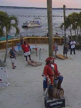 Paradise Grill Live Beach Cam, Rehoboth Beach, DE