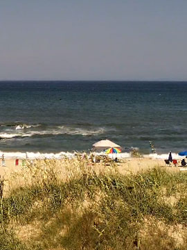 Resort Realty Beach Webcam Nags Head, Outer Banks NC