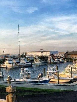Wanchese Marina Webcam, Roanoke Island, Outer Banks NC