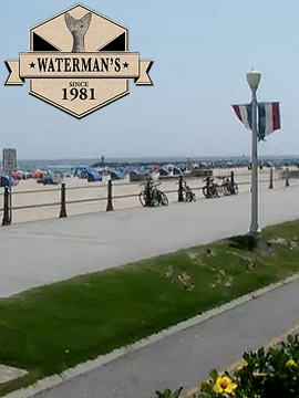 Waterman's Virginia Beach Live Cam Oceanfront Boardwalk