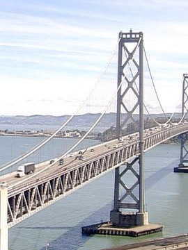 Bay Bridge Live Webcam San Francisco CA