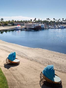 Bahia Resort Live Webcam San Diego, CA