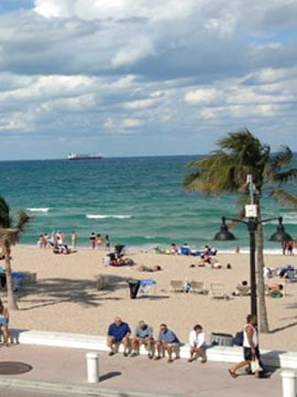 Fort Lauderdale Beach Place Live Webcam