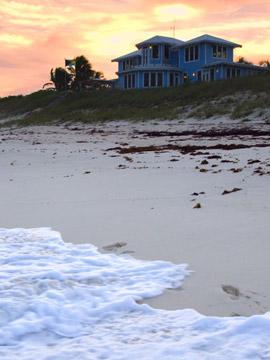 Calypso Beach Webcam in the Bahamas Caribbean Islands