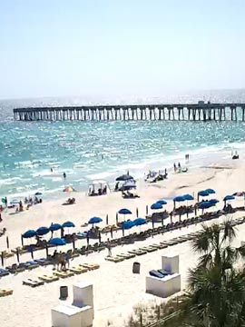 Calypso Towers Live Webcam Panama City Beach, Florida