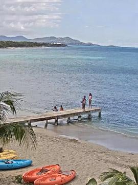 Chenay Bay Beach Resort Live Webcam St Croix U.S. Virgin Islands Caribbean
