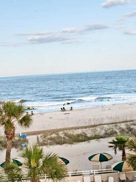 DeSota Hotel Oceanfront Webcam Tybee Island, Georgia