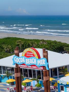 Cocoa Beach Pier Live Cam