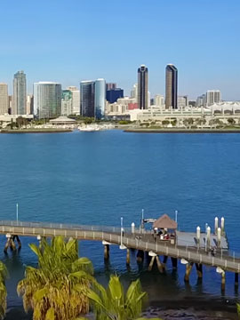 Flyover Aerial Video San Diego CA