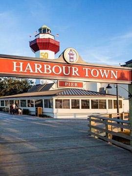 Harbour Town Live Cam, Hilton Head Island SC