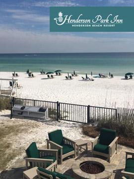 Henderson Park Inn Live Beach Cam, Destin FL