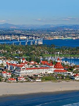 Hotel Del Coronado Live Webcam San Diego, CA