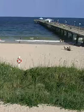 Beach Webcam, Lauderdale-By-The-Sea, Florida