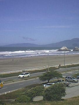 Ocean Beach Live Webcam San Francisco CA