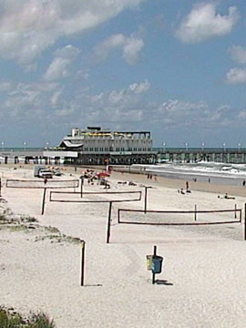Ocean Deck Surf Pier Webcam Daytona Beach Florida
