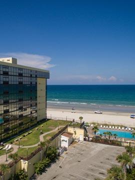 Daytona Beach Oceanside Inn Webcam Live