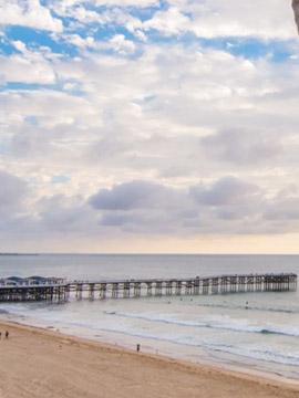 Pacific Terrace Live Webcam San Diego, CA
