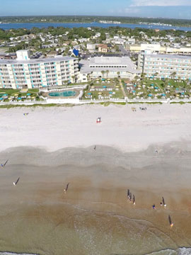 Perry's Ocean Edge Resort - Daytona Beach, Florida