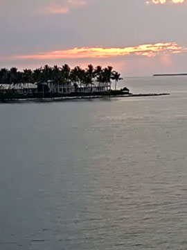 Pier house Live Webcam, Key West, Florida Keys