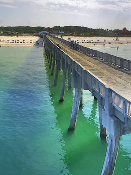 Live Pier Webcam Panama City Beach, Florida