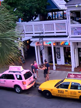 Rick & Durty Harry's Live Webcam, Key West, Florida Keys