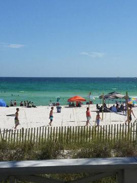 Sharky's Beachfront Restaurant Live Webcam Panama City Beach, Florida