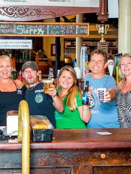 Sloppy Joes Live Bar Cam, Key West, Florida Keys