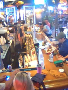 Smokin Tuna Saloon Live Bar Cam, Key West, Florida Keys