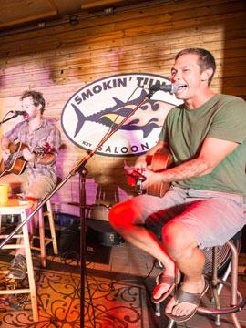 Smokin Tuna Saloon Live Webcam, Key West, Florida Keys