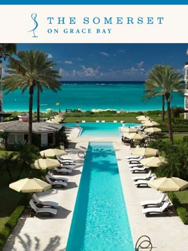 The Somerset on Grace Live Webcam Turks & Caicos Caribbean
