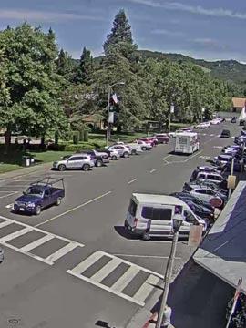 Sonoma Town Square Live Webcam near San Francisco CA