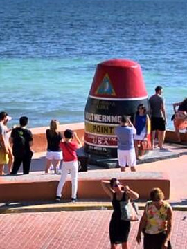 Southernmost Point Live Webcam, Key West, Florida Keys