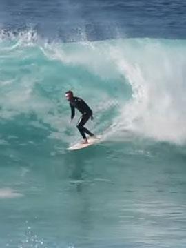Surf Video Ocean Beach San Diego, CA