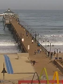 Imperial Beach Live Surf Webcam San Diego, CA