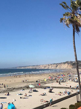 La Jolla Shores Hotel Surf Cam