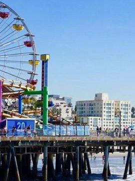 Pacific Park Santa Monica Live Cam