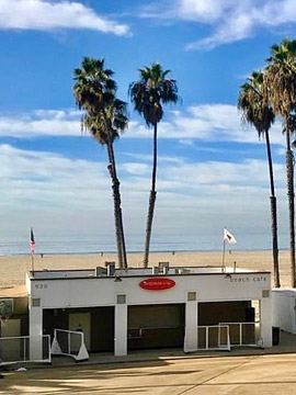 Perry's Cafe and Beach Rentals Webcam Santa Monica, CA Surfline