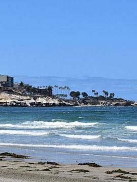La Jolla Surf & Sunset Cam The Marine Room
