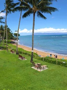 Kahana Village Live Webcam, Lahaina, Maui, Hawaii