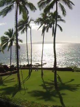 Kihei Cove Park Beach Cam Maui Hawaii